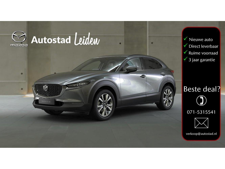 Mazda Cx-30 2.0 skyactiv-x luxury met i-activ en sunroof