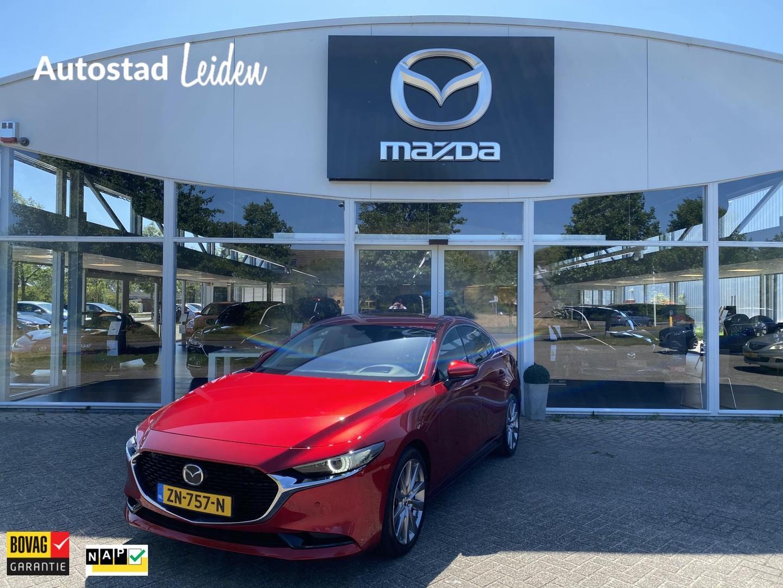 Mazda 3 2.0 skyactiv-g luxury/ i-activsense/ trekhaak