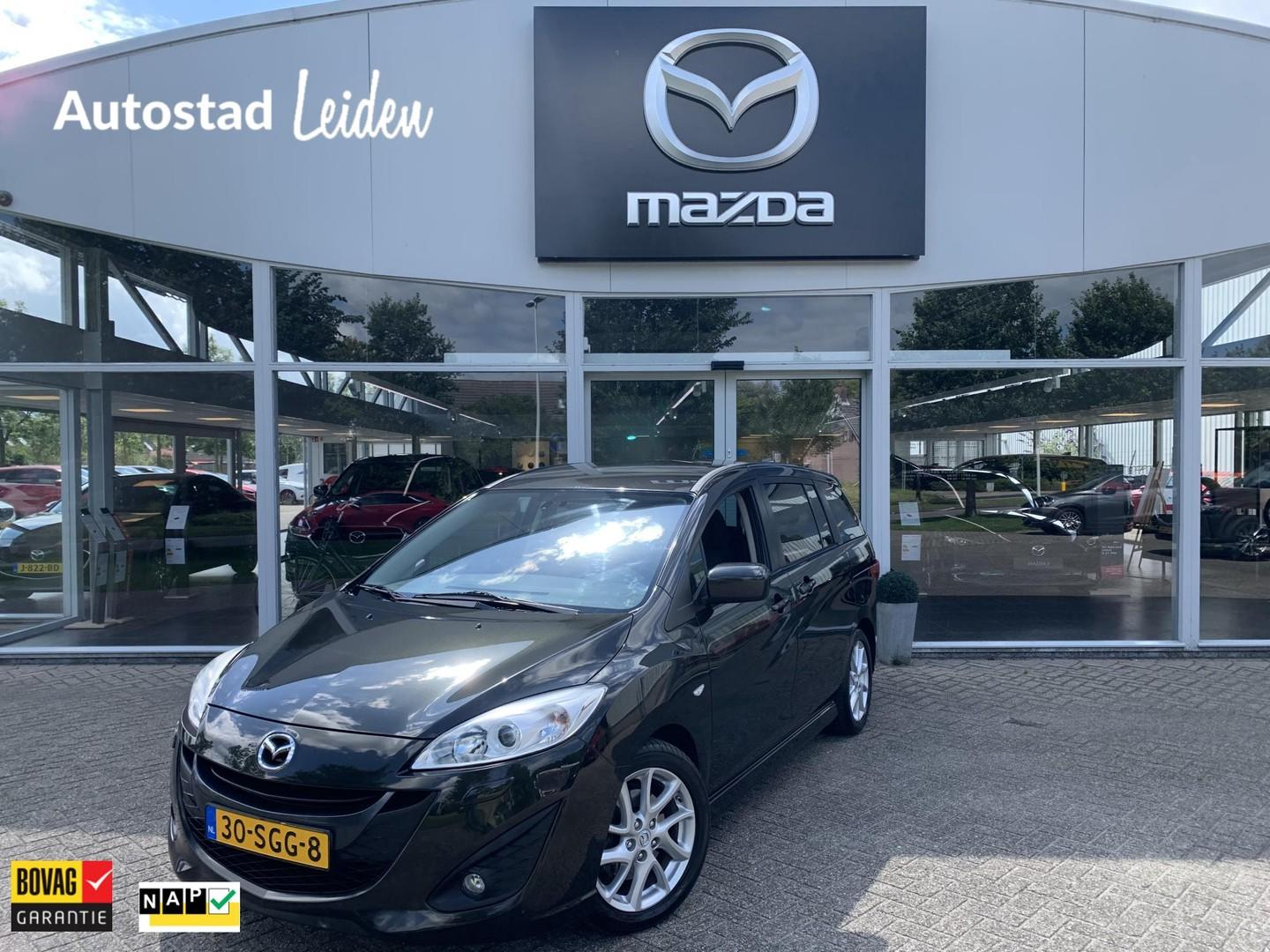 Mazda 5 2.0 gt-m 7 persoons