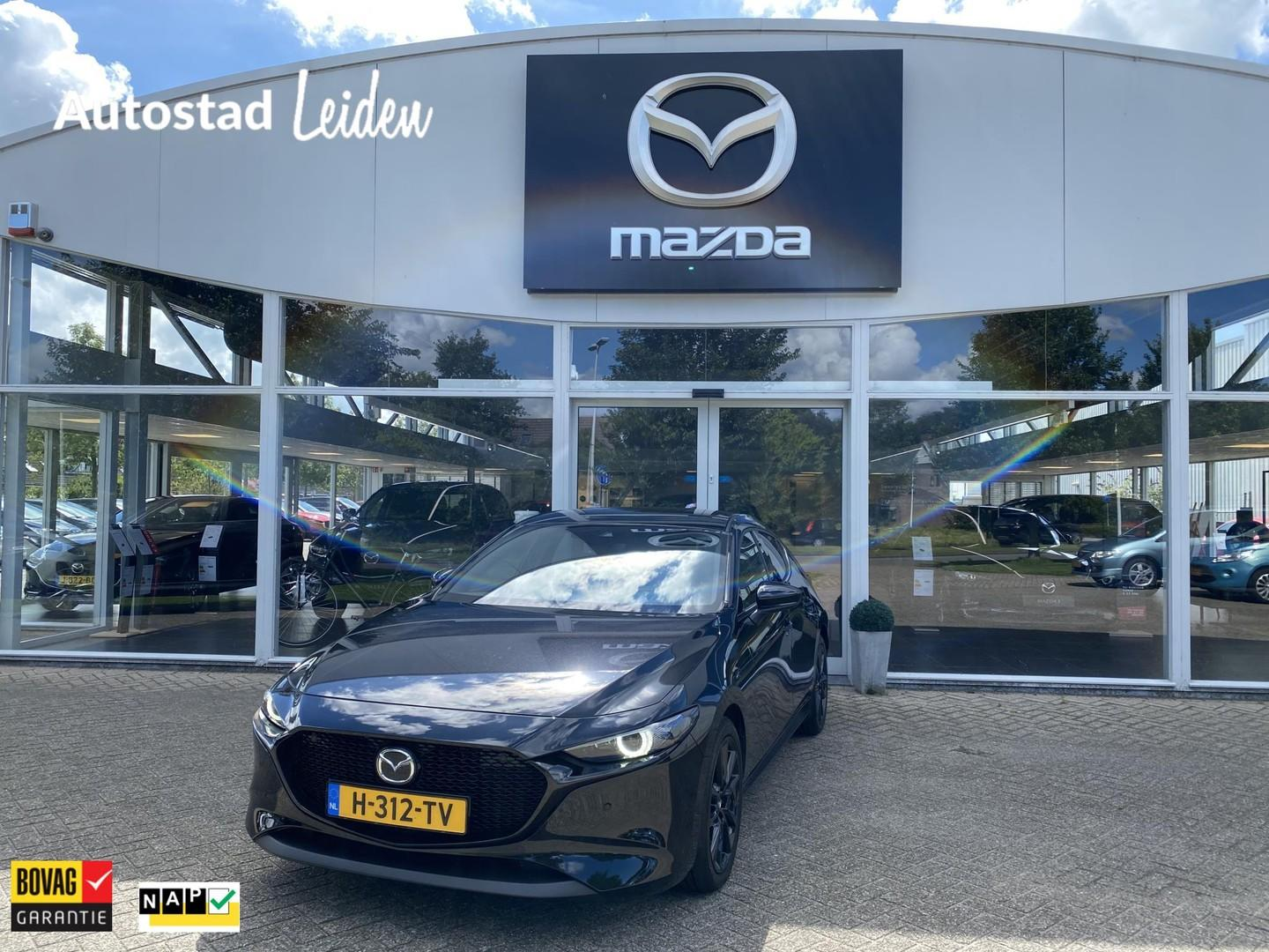 Mazda 3 2.0 skyactiv-x luxury/180pk/demo