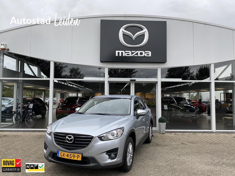 Mazda Cx-5 2.0 skyactiv-g 165 ts trekhaak/navigatie/dealeronderhouden