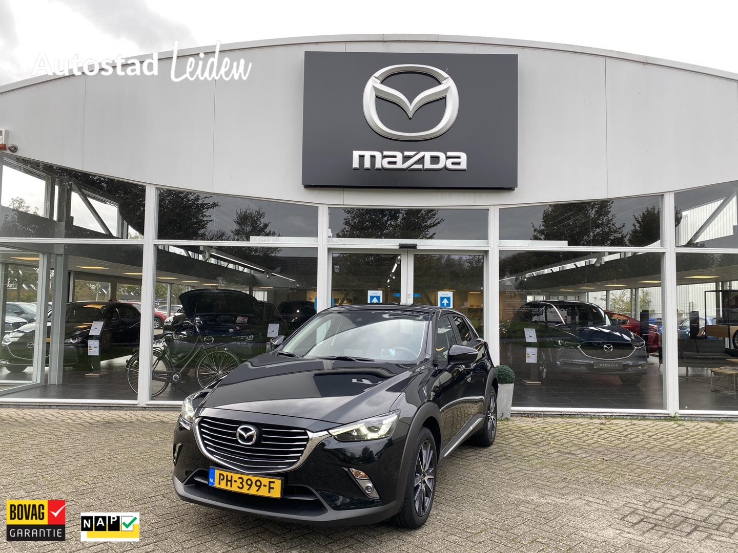 Mazda Cx-3 2.0 skyactiv-g 120 gt-luxury