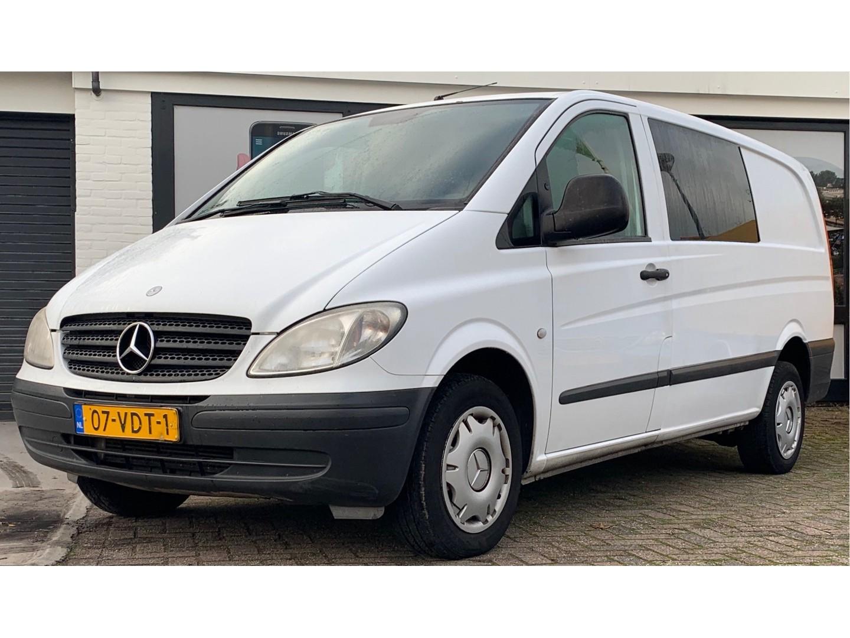 Mercedes-benz Vito 109 cdi 320 ---lang dc----- ambiente luxe airco cruise control geen btw auto!!!