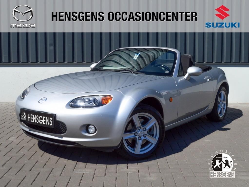 Mazda Mx-5 1.8 exclusive cabrio softtop
