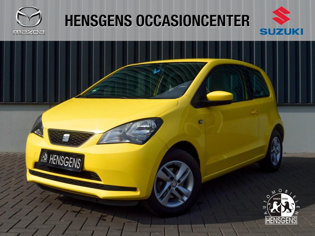Seat Mii 1.0 style chic / airco / lm / complete historie