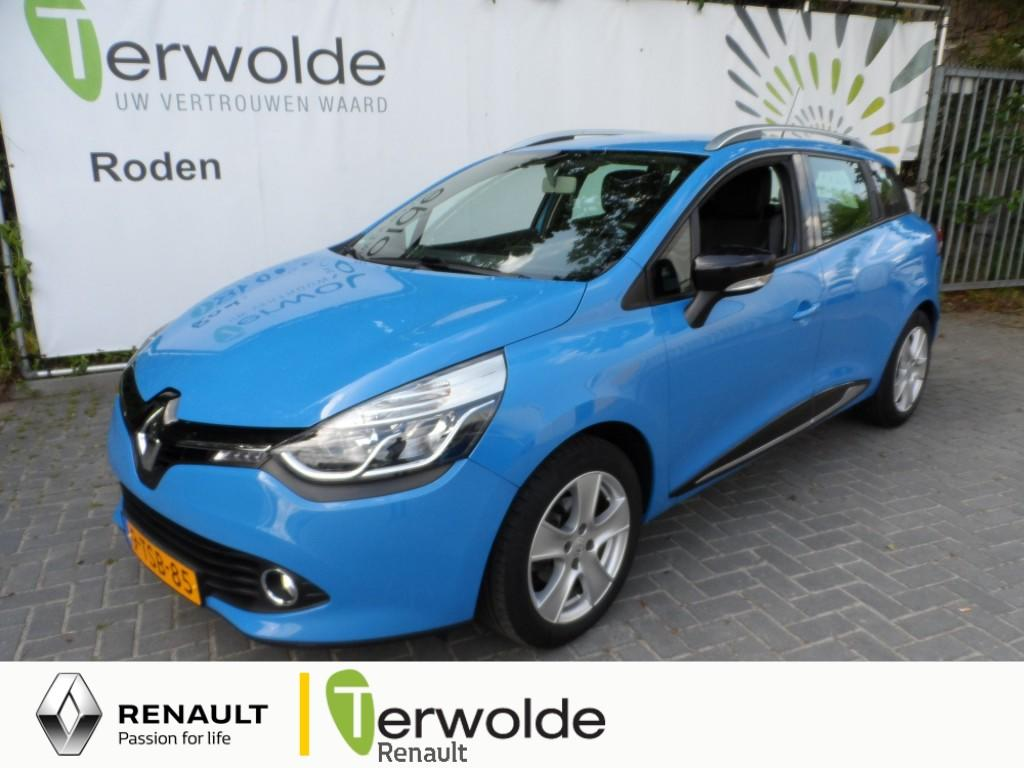 Renault Clio Estate 0.9 tce expression