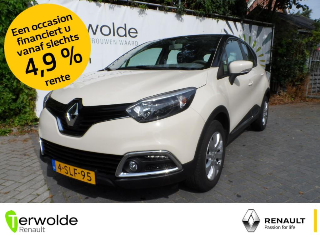 Renault Captur 90pk tce expression