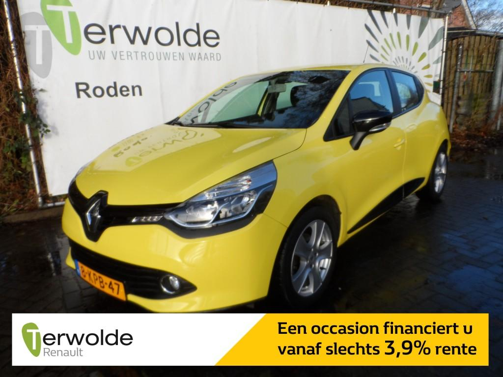 Renault Clio 90pk tce expression