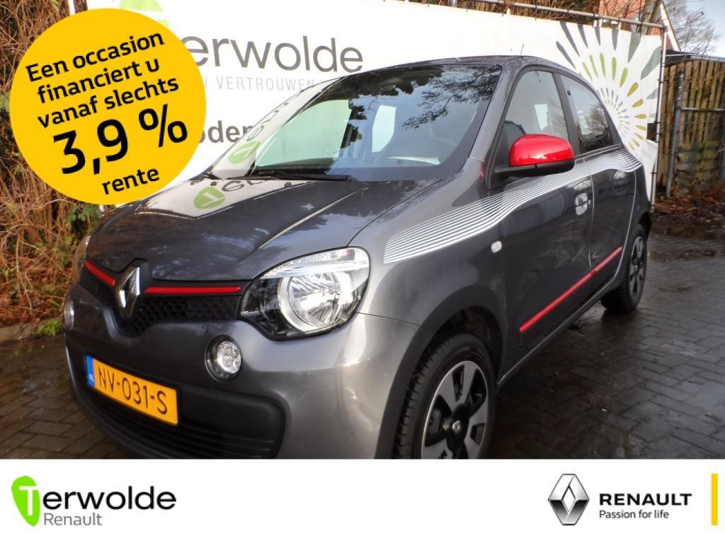 Renault Twingo 1.0 sce collection wegenbelasting per maand €21,-