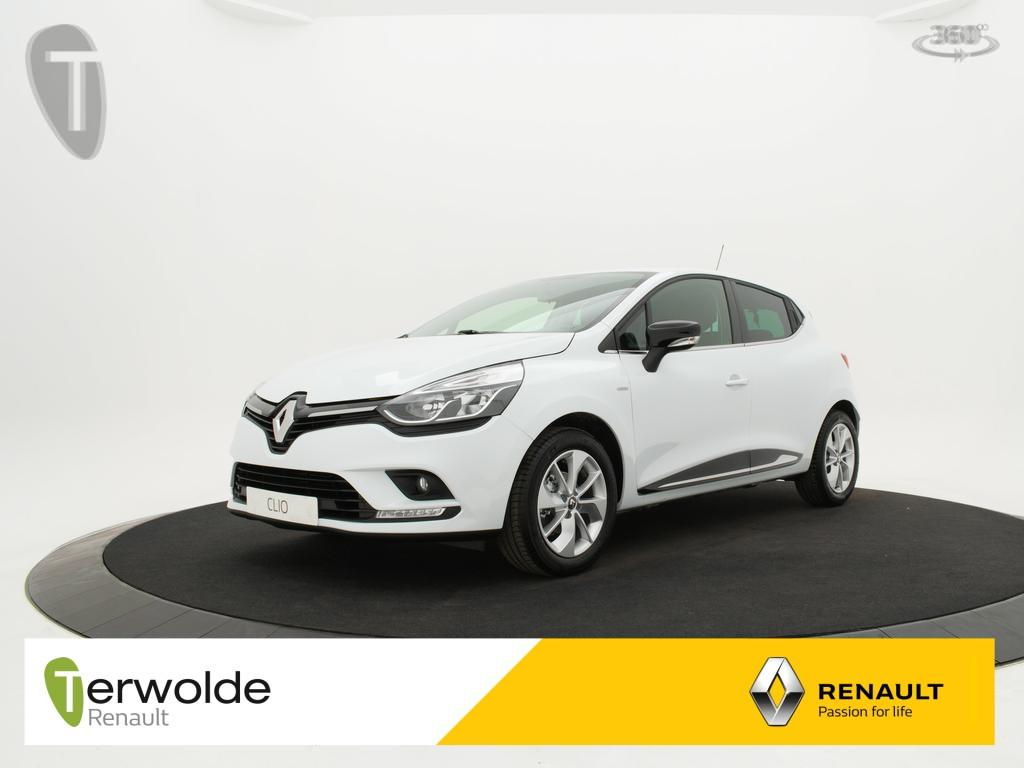 Renault Clio 90pk tce limited .