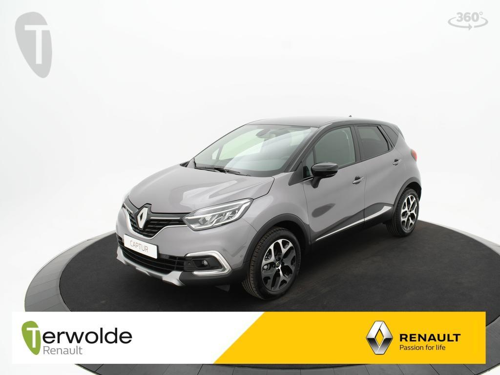 Renault Captur 90pk tce intens .