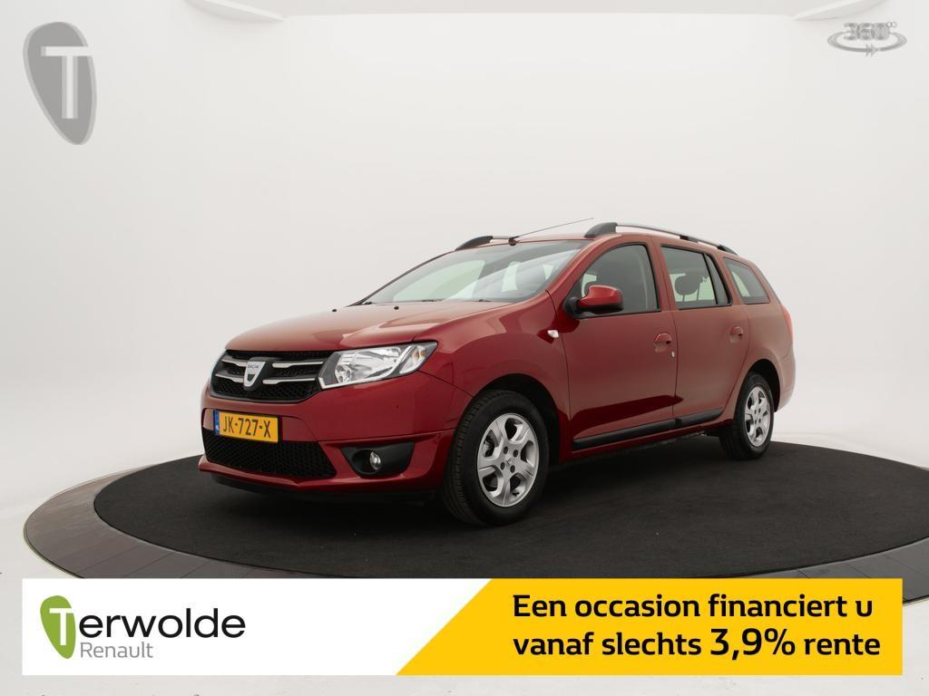 Dacia Logan Mcv 90pk tce s&s lauréate