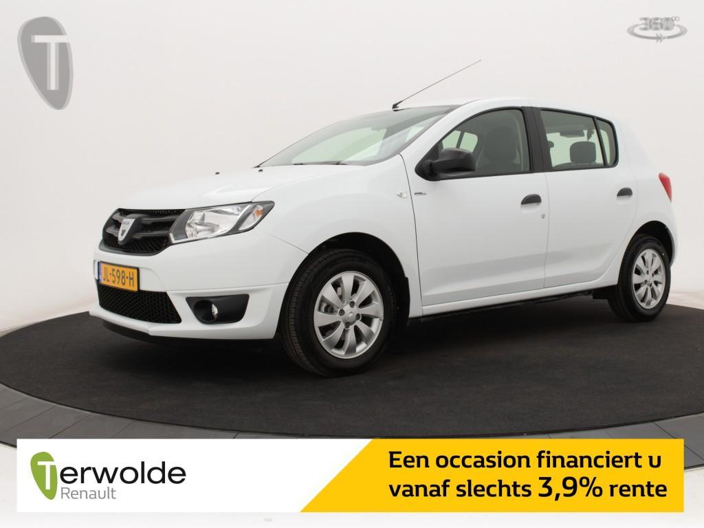 Dacia Sandero 90pk tce s&s robust
