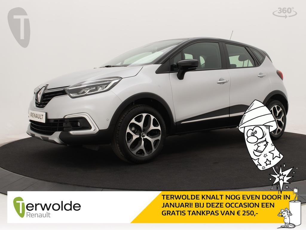 Renault Captur 90 pk tce intens