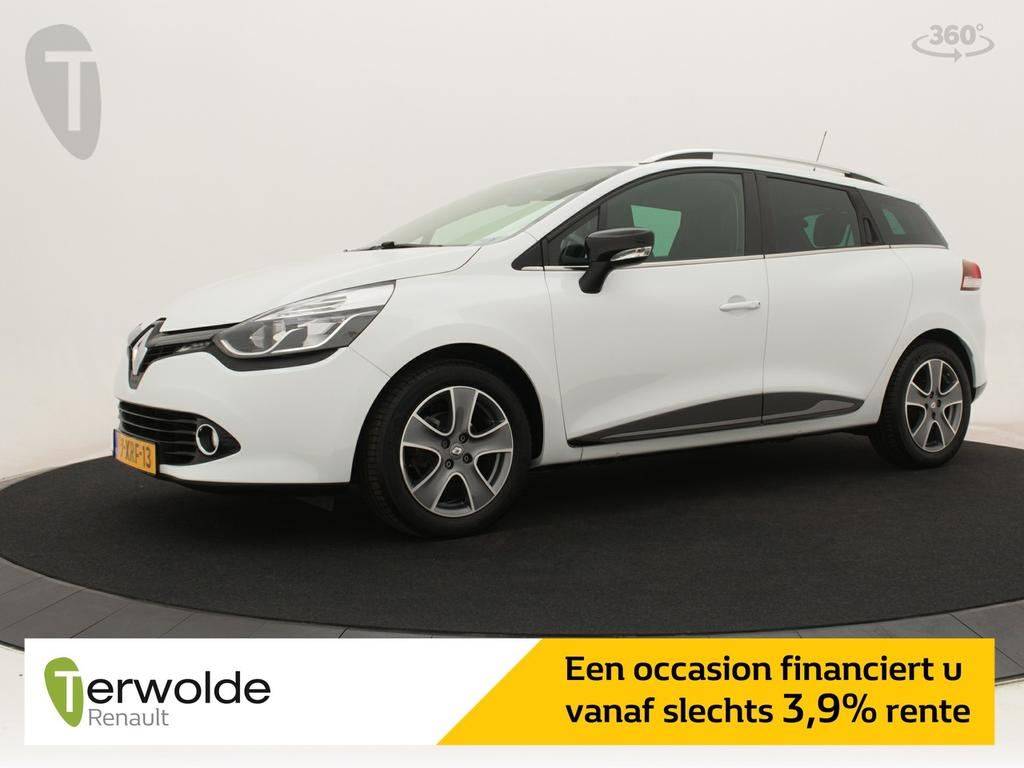 Renault Clio Estate 90pk tce night&day