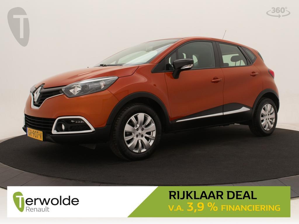 Renault Captur 90pk tce