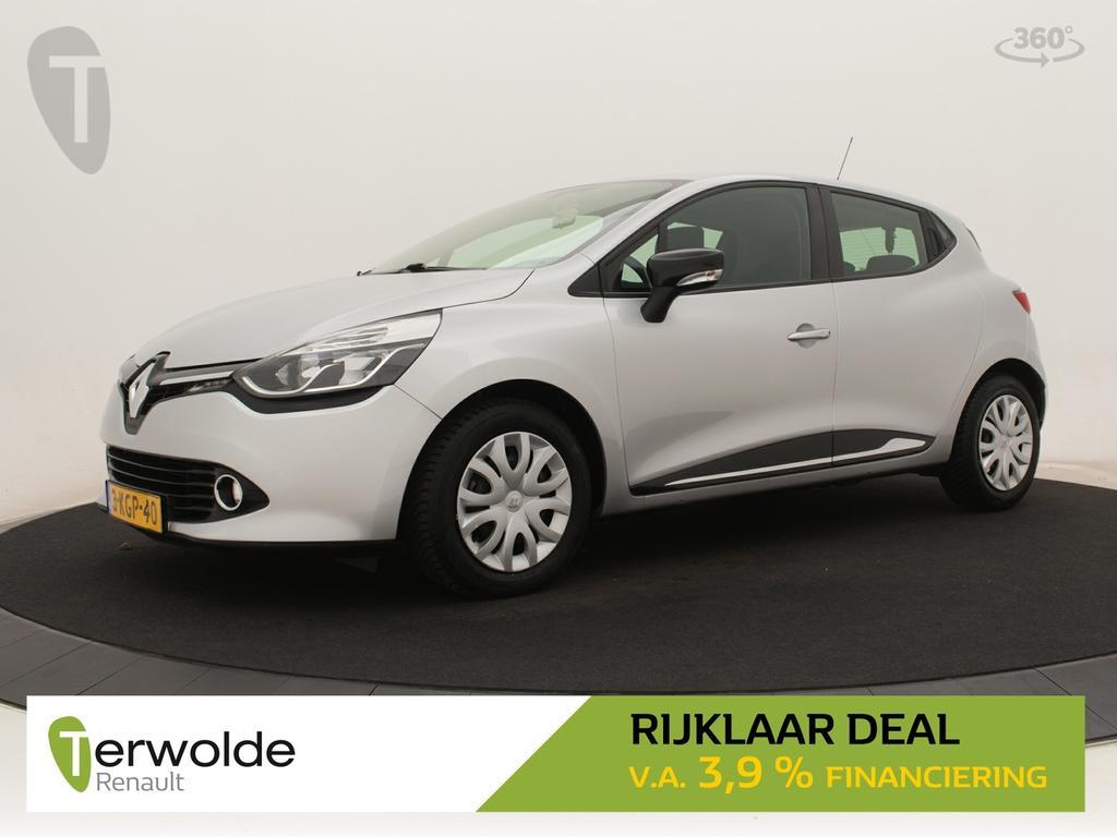 Renault Clio 90pk tce expression rijklaar deal