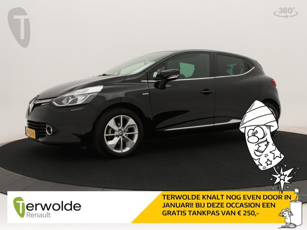 Renault Clio 1.5 dci ecoleader limited