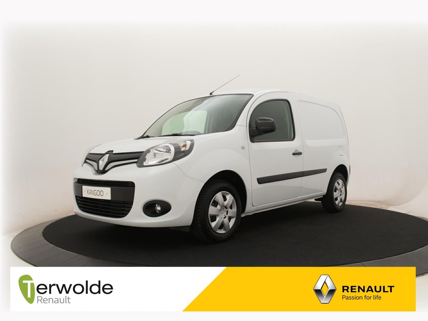 Renault Kangoo 1.5 dci 90 energy work edition