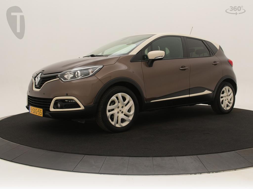 Renault Captur 120pk tce dynamique automaat rijklaar deal