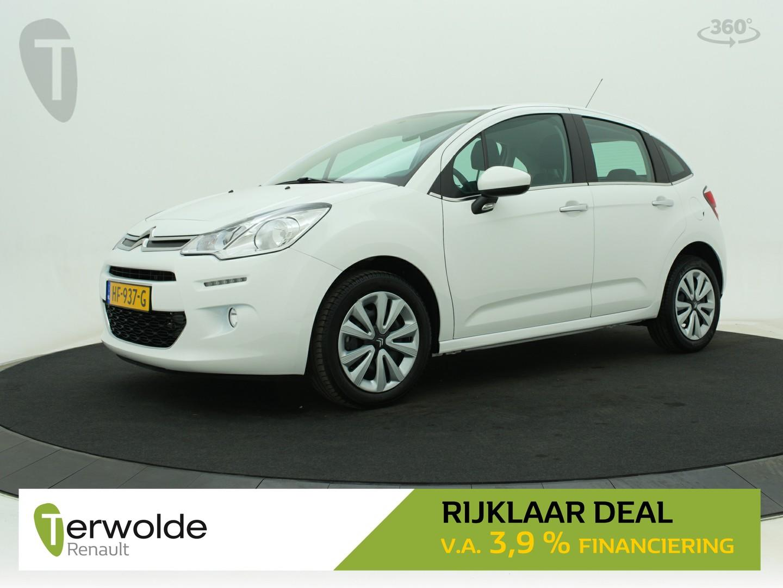 Citroën C3 1.0 puretech collection rijklaar deal