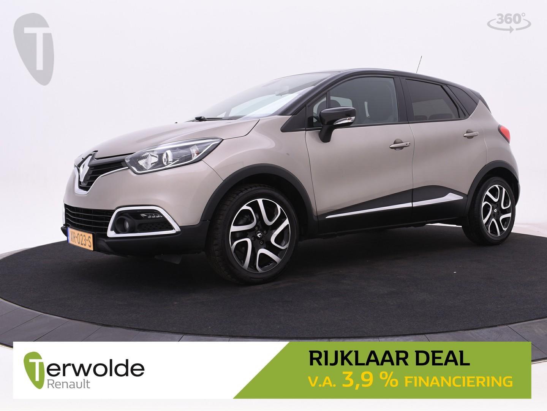 Renault Captur 120pk tce automaat dynamique rijklaar deal