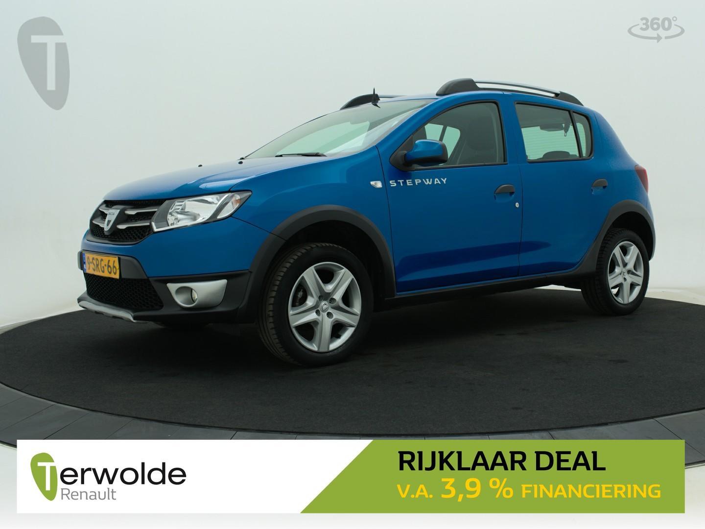 Dacia Sandero 90pk tce stepway lauréate rijklaar deal