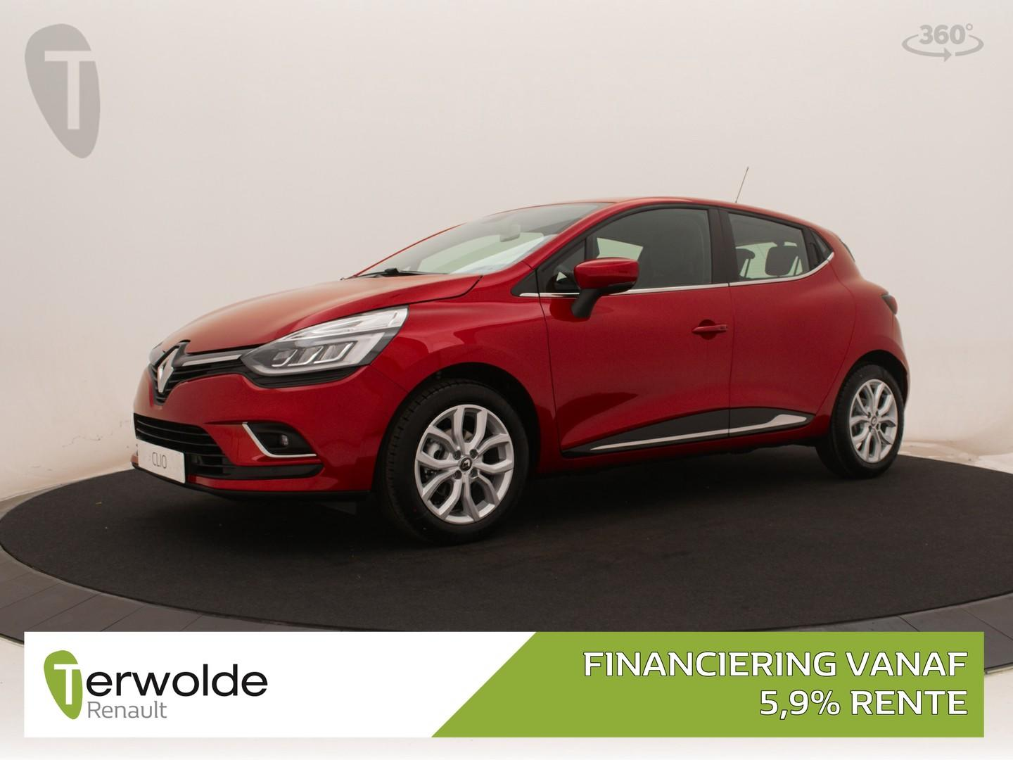 Renault Clio 90pk tce intens