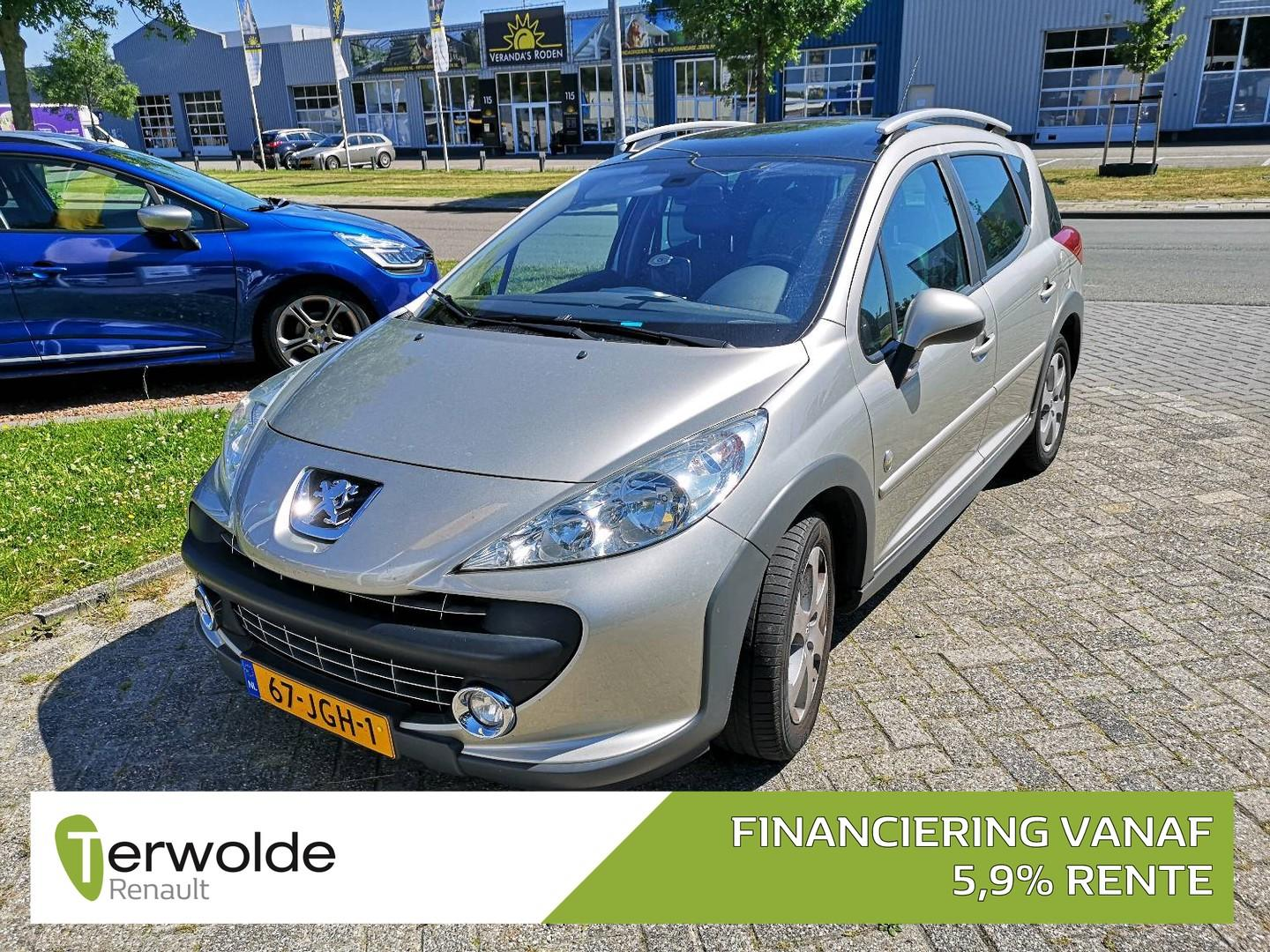 Peugeot 207 Sw outdoor 1.6 vti sublime