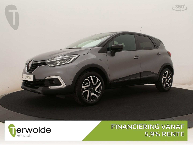 Renault Captur 90pk tce bose