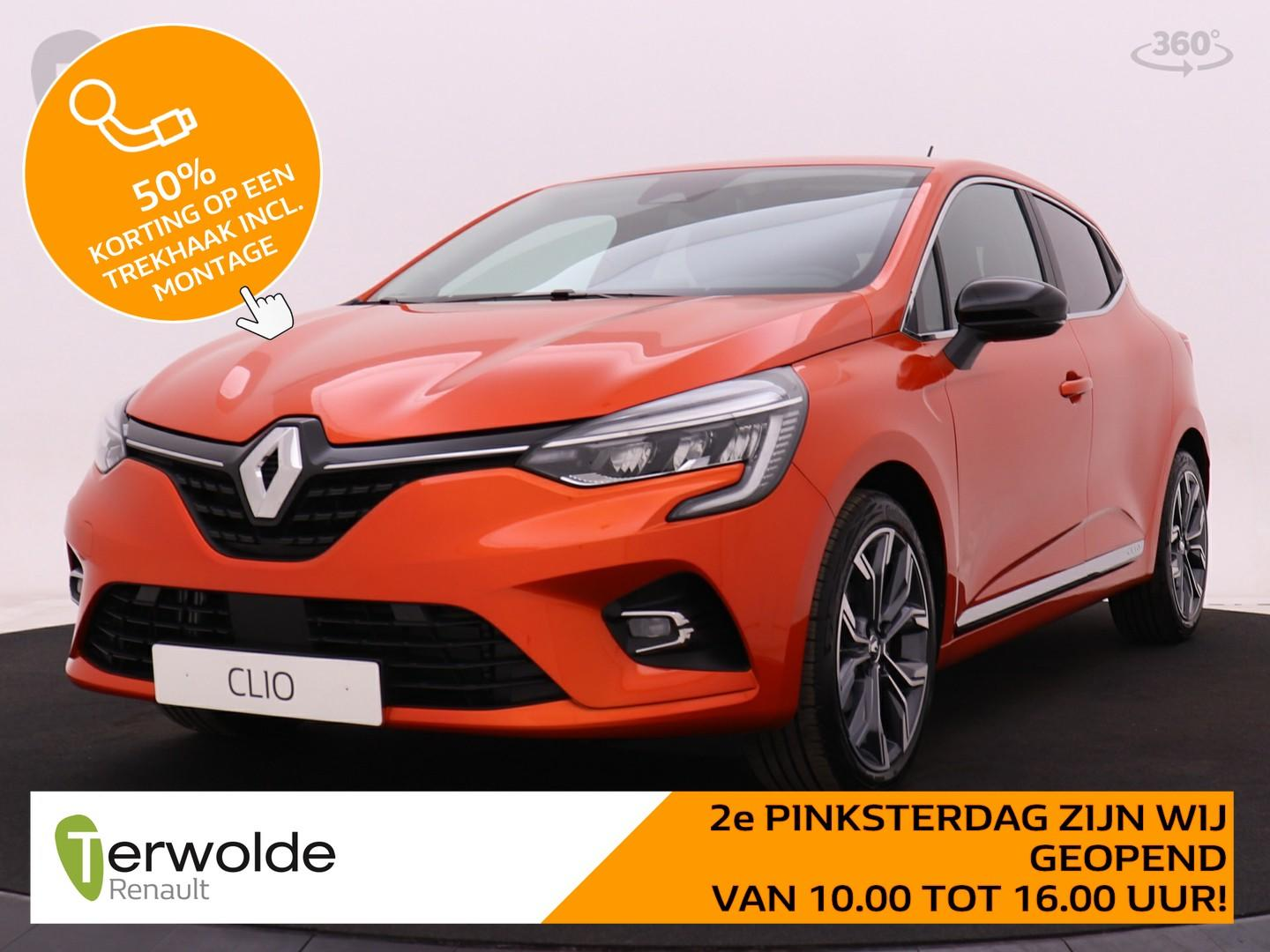 Renault Clio 100pk tce intens