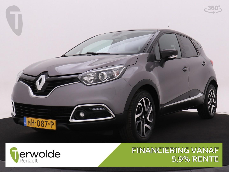 Renault Captur 120pk tce dynamique