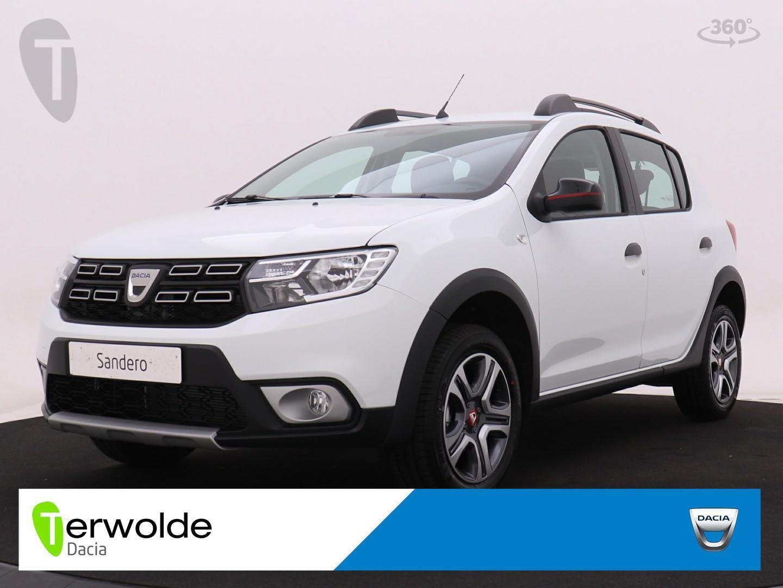 Dacia Sandero Tce 90pk tech road uit voorraad leverbaar!!