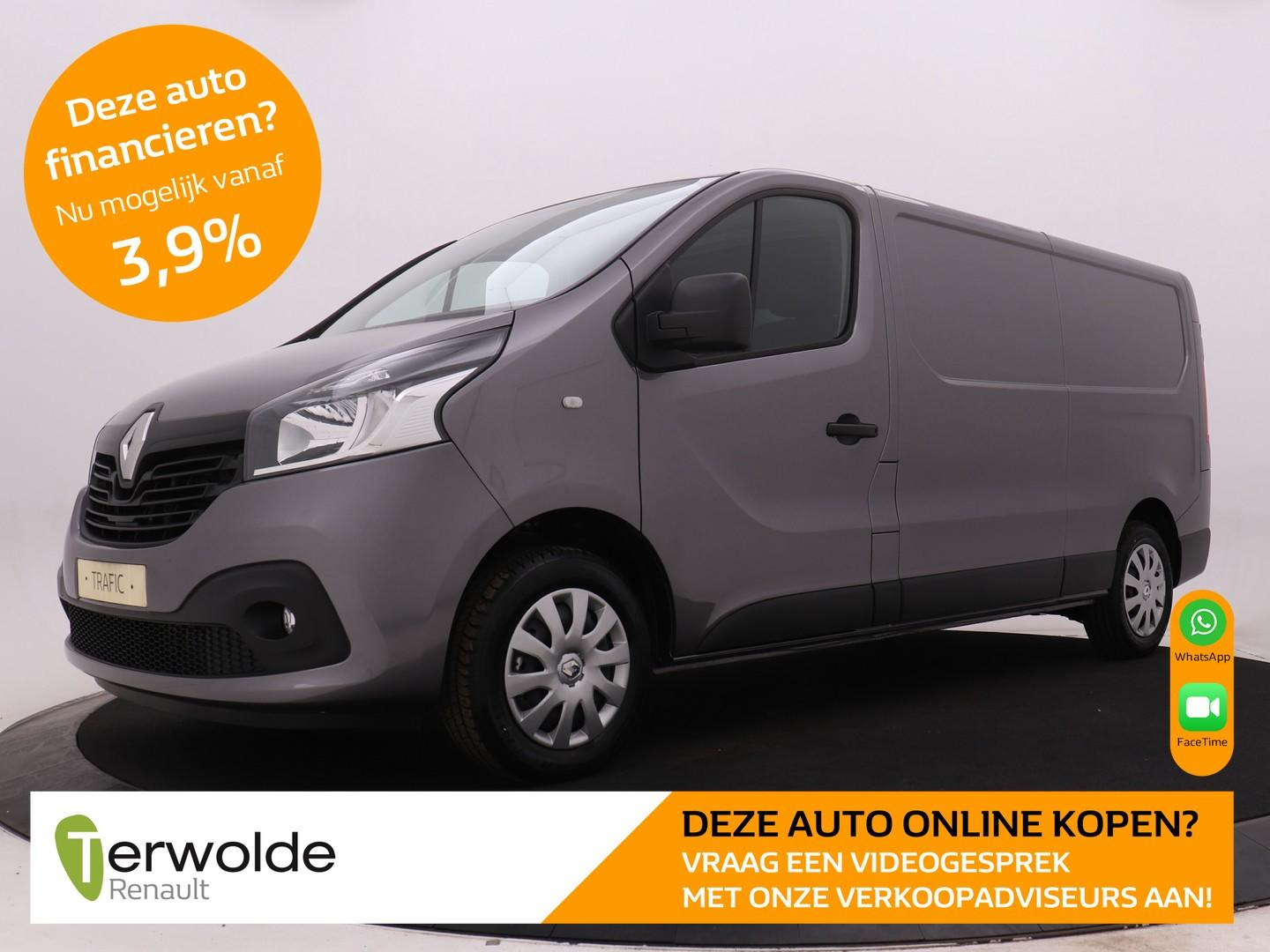 Renault Trafic 1.6 dci t29 l2h1 comfort energy