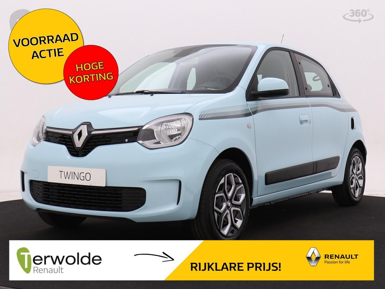 Renault Twingo 1.0 sce collection van € 14.950,- voor € 13.710,- !!!  uw voordeel € 1240,- private lease vanaf  € 219,-