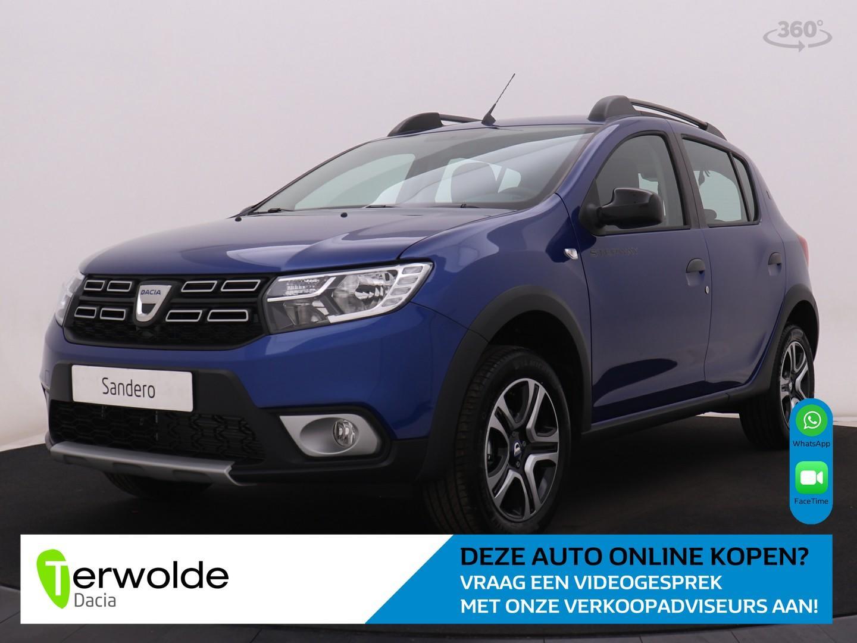 Dacia Sandero Tce 100 pk bi-fuel stepway serie limitee 15th anniversary nieuw uit voorraad leverbaar!!  lpg!!!