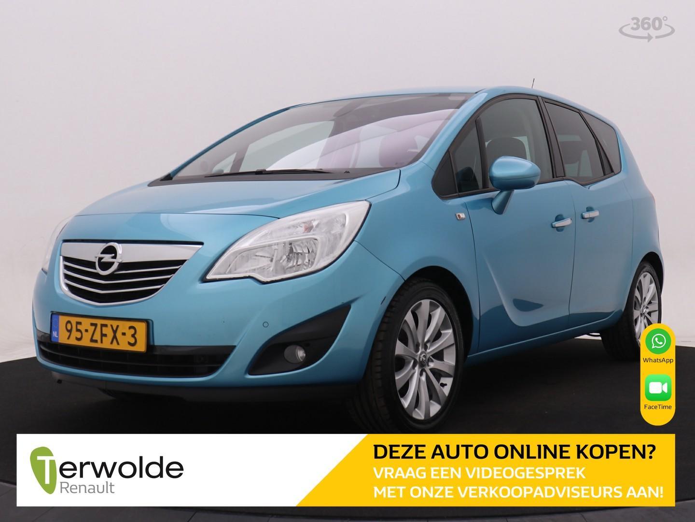 Opel Meriva 1.4 turbo cosmo 120 pk trekhaak!!