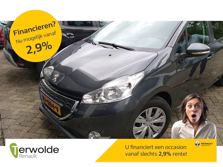 Peugeot 208 Puretech access
