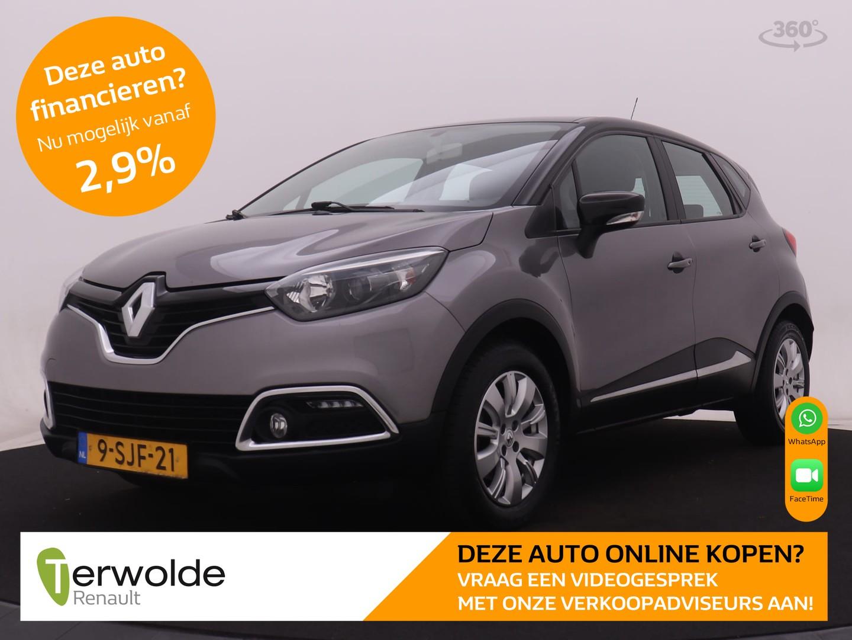 Renault Captur 1.5 dci expression zeer zuinig!!!