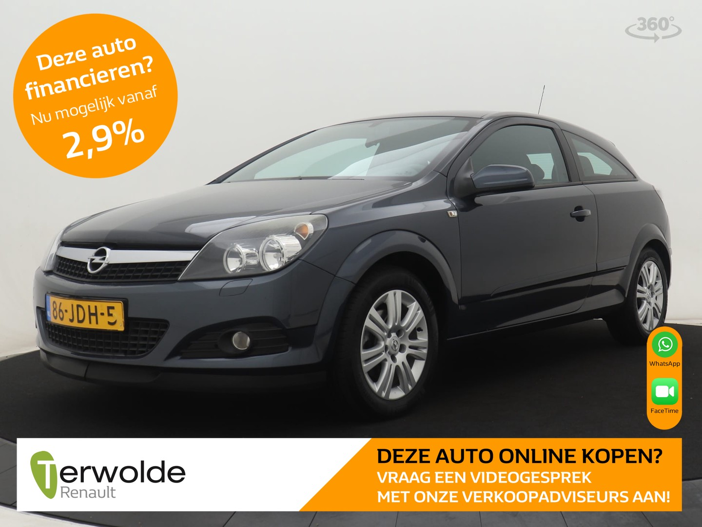Opel Astra Gtc 1.8 business