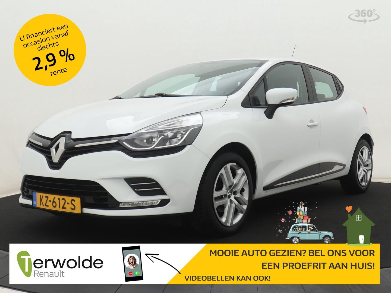 Renault Clio 1.5 dci zen proefrit aan huis is mogelijk!