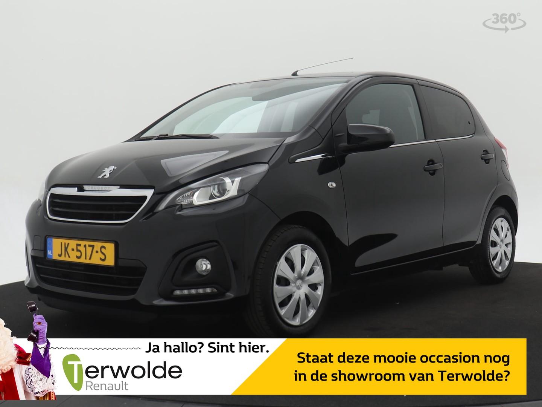 Peugeot 108 1.0 e-vti blue lease