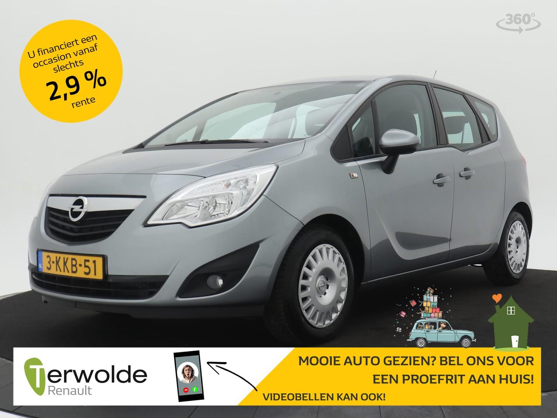 Opel Meriva 1.4 anniversary edition proefrit aan huis is mogelijk!