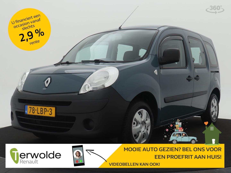 Renault Kangoo Family 1.6 authentique proefrit aan huis is mogelijk!