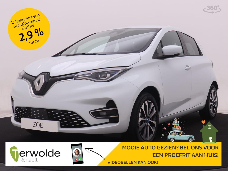 Renault Zoe R135 intens 50 (ex accu)