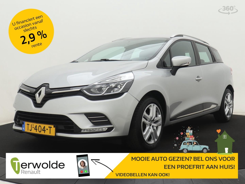Renault Clio Estate 90pk tce zen proefrit aan huis is mogelijk!