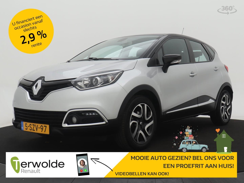 Renault Captur 120pk tce dynamique proefrit aan huis is mogelijk!