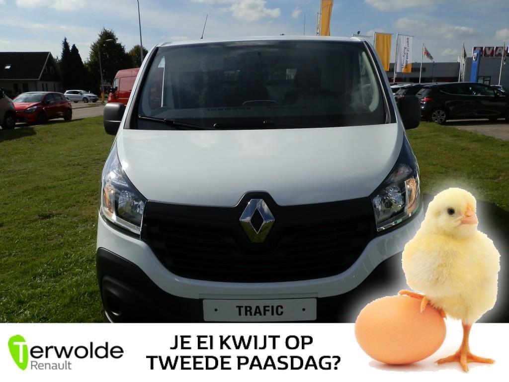 Renault Trafic Salon  de promotion t/m 17 april