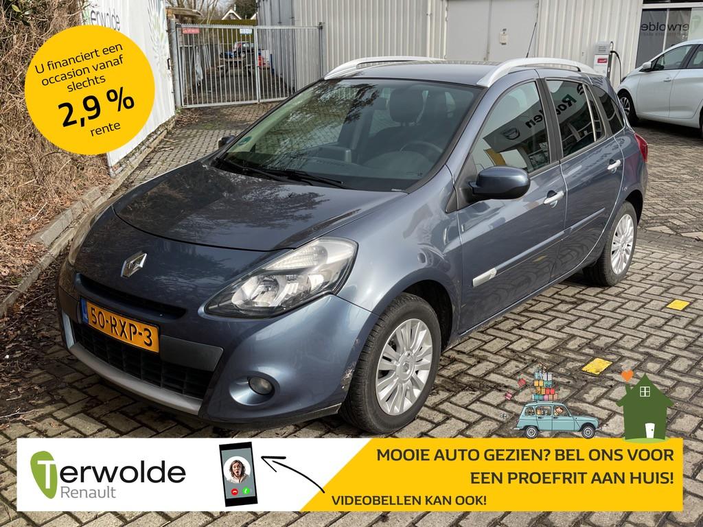 Renault Clio Estate 1.2 tce collection binnenkort verwacht  proefrit aan huis is mogelijk!