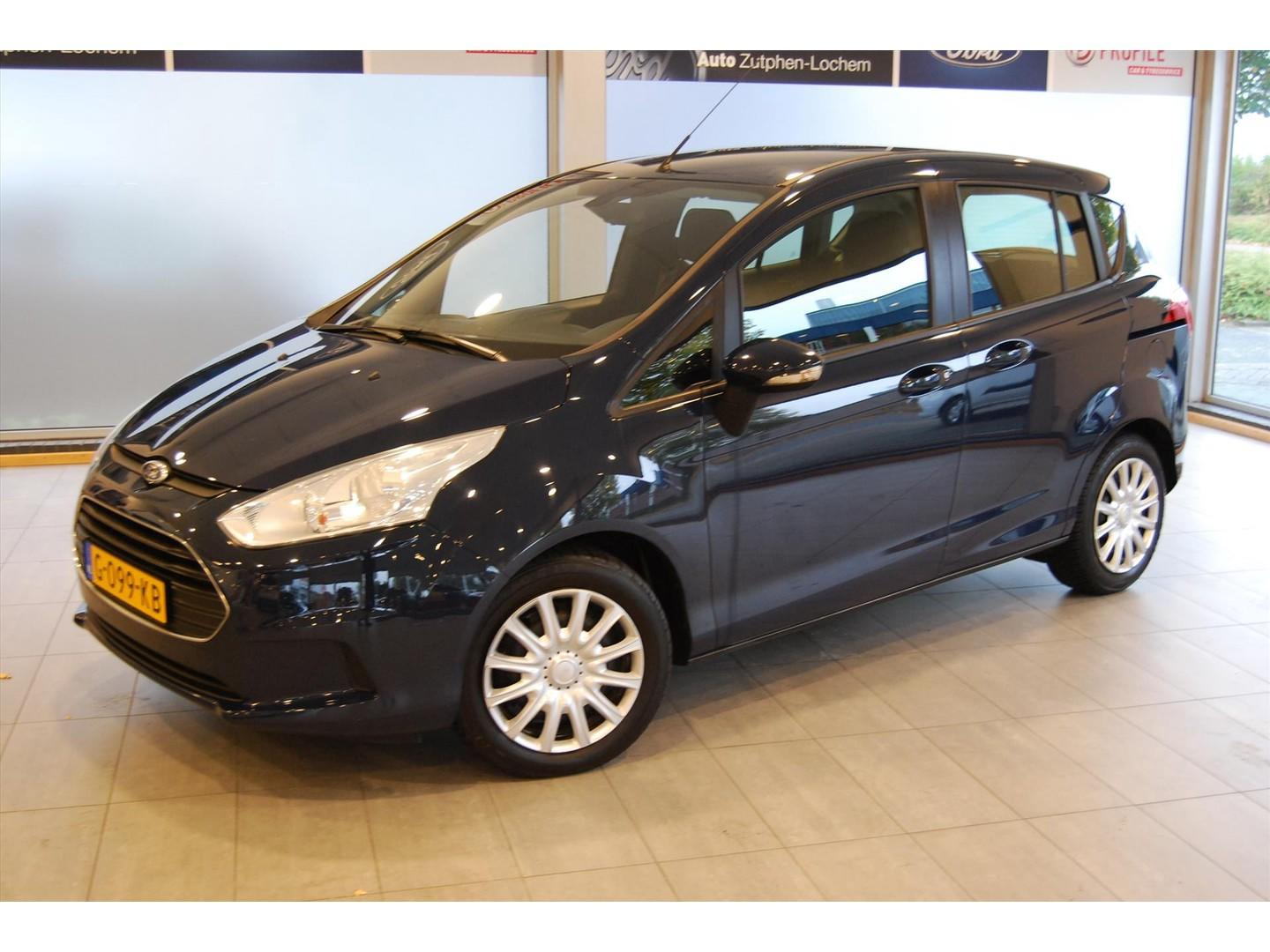 Ford B-max 1.0 ecoboost 100pk trekhaak, winterbanden, bluetooth